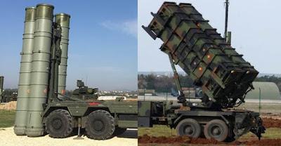 Son zamanlarda hepimizin merak ettiği en önemli konu S-400 mü daha üstün yoksa PATRİOT mu?  Rusyayla yapılan S-400 anlaşmasından sonra Amerika Birleşik Devletleri birçok konuda baskılar uygulayarak TÜRKIYE'yi S-400 Hava savunma sistemi almaktan vazgeçirmeye çalışmıştır.
