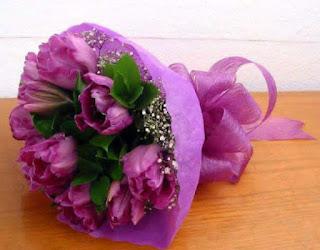 Bunga Tangan Di Kelapa Dua