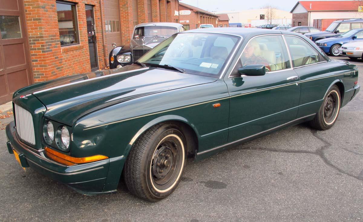 Bentley race