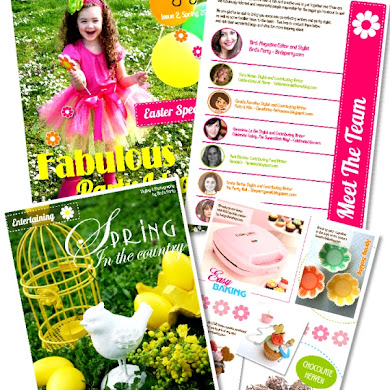 Bird's Party Magazine | Styled by You Contest