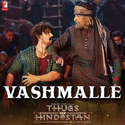 Thugs of Hindostan (2018): Hindi MP3 Naa Songs Free Download