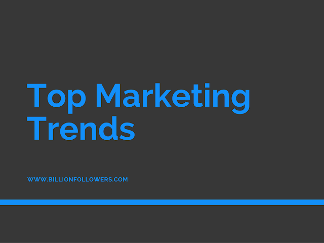 Top Marketing Trends For Brand Awareness In 2017