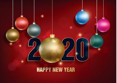 Advance Happy New Year Wallpaper