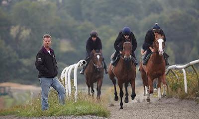 John Best, Horse Trainer, John Best Racing,