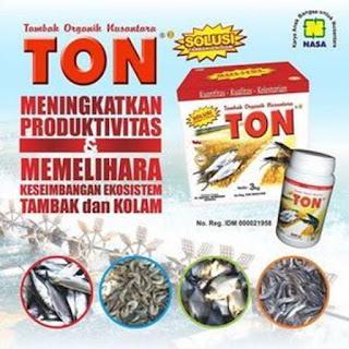 TON (Tambak Organik Nusantara)