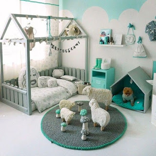 แบบห้องนอนเด็ก