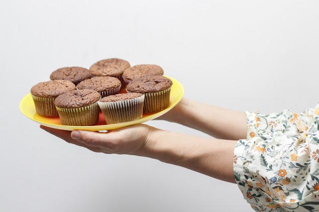 Rezept: Muffins ohne Mehl - Jona Jonas Fitküche (vegetarisch) - Gastbeitrag