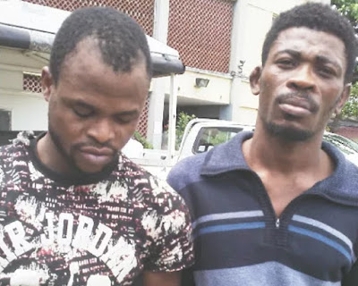lagos hotel robbers