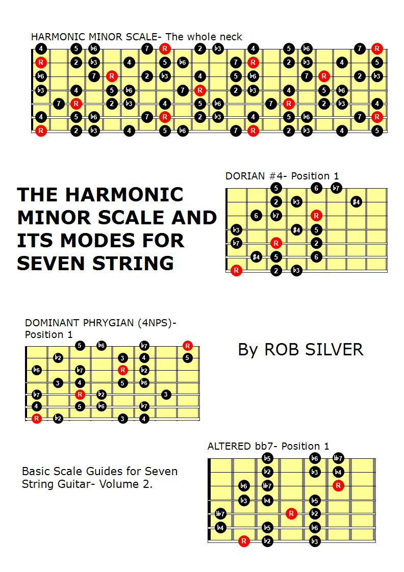 Rob Silver  New Content For Seven String