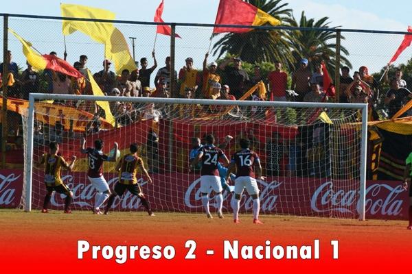 progreso vs nacional