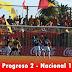 Progreso dio la sorpresa y derrotó a Nacional en la Hora