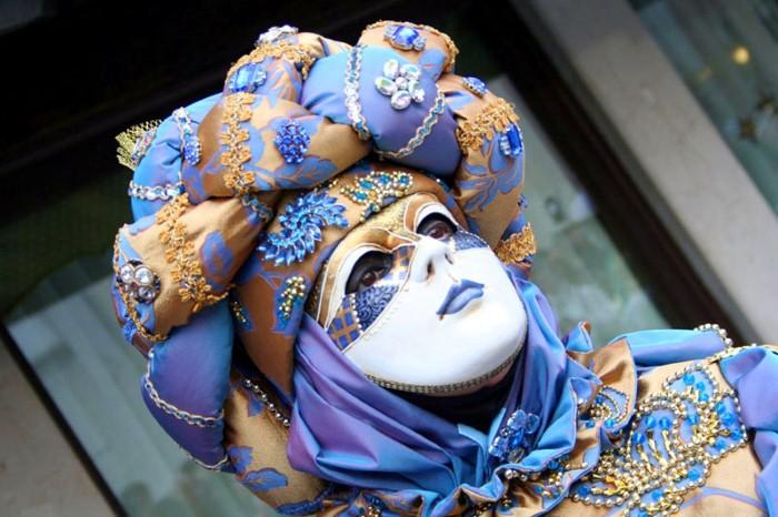 Венецианский карнавал. Suchet Suwanmongkol 11