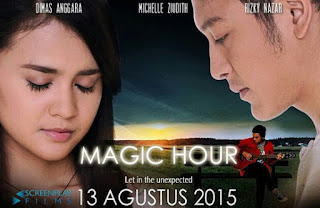 Magic Hour (2015) WEBDL