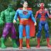 Top levels of Superheroes and DC Comics  history