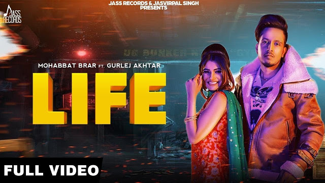Life  Song Poster