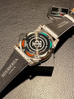 CT SCUDERIA スクーデリア 時計 バイク カフェレーサー スイスメイド 正規品