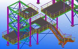 Steel Construction Detailing Pvt  Ltd : Importance of Tekla
