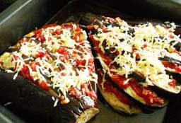 посыпать сыром моцарелла