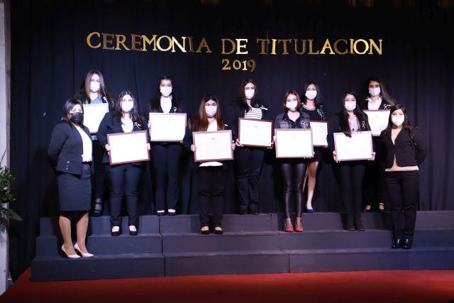 Técnicos del Colegio Vencedor