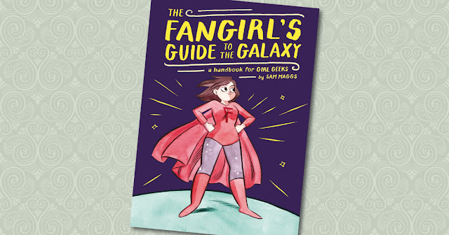 The Fangirl's Guide to the Galaxy Cover