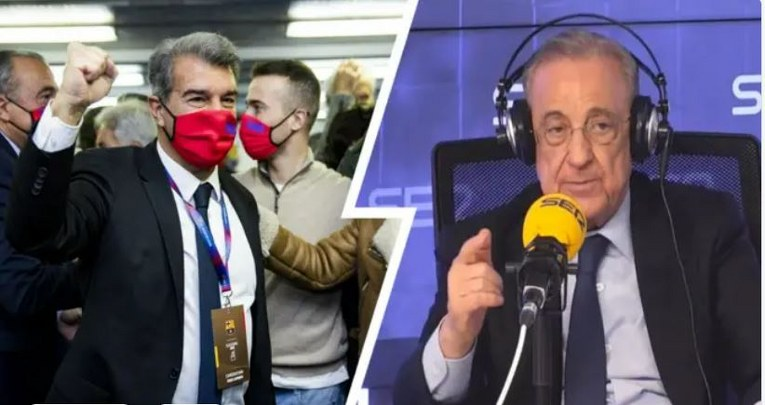 Florentino Perez: 'I have spoken with Laporta. Of course, Barсa continues in the Super League'