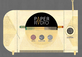 Paper Radio #6 (Formerly Signals): A Radio and Media Zine, DJ Frederick