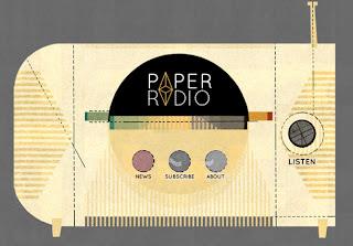 Paper Radio #6 (Formerly Signals): A Radio and Media Zine, DJ Frederick