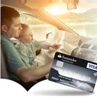 Visa TurboKarta w Santander Consumer Banku ze zwrotem 3% za zakupy na stacjach paliw