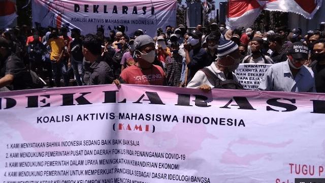 Kocak! Muncul Koalisi KAMI yang Dukung Pemerintahan Jokowi, Sebut Indonesia Baik-baik Saja