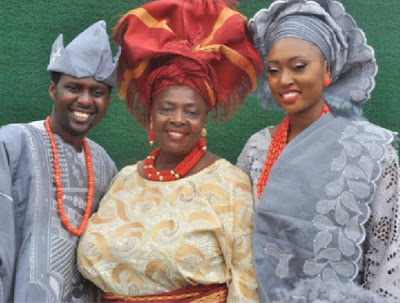 madam kofo daughter wedding