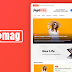 Jagomag - Best Magazine Blogger Template Free Download