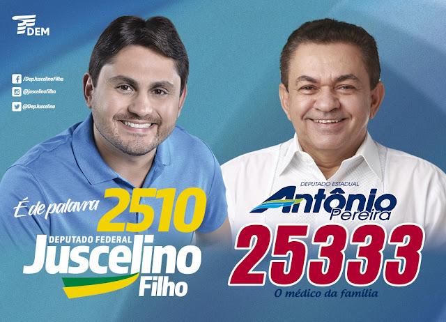 DEMOCRATAS em Imperatriz é hoje o maior partido politico da cidade!!!