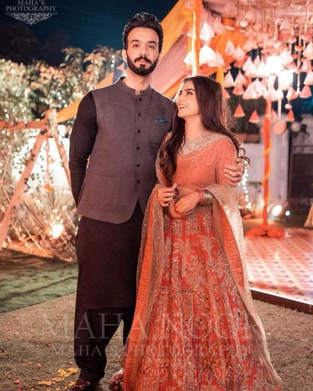 Komal Baig wedding