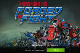 Download Game Android TRANSFORMERS: Forged to Fight v0.1.5 Apk + Data