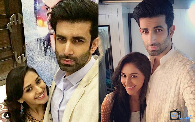 Nikita and Namik in Ek Dooje Ke Vaaste