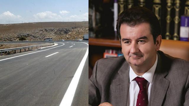 Αργολίδα: Με εισήγηση Μαλτέζου 26 εκατ. ευρώ για τον δρόμο Αγία Ελεούσα- Αρκαδικό