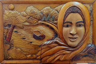 النحت على الخشب اجمل الهدايا 2020