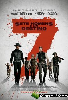 Capa do Filme Sete Homens e Um Destino