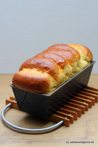 Beliebtester Pin: Selbst gebackenes Toastbrot