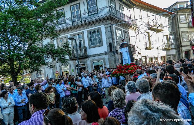 Procissão de São Gonçalo, em Amarante, Portugal