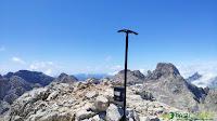 Buzón de cima de la Párdida, en Picos de Europa