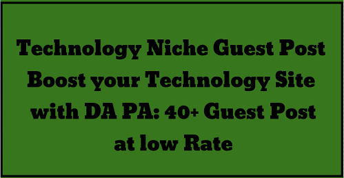 High Authority Guest Post