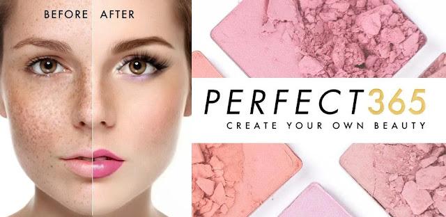 تنزيل تطبيق Perfect365: One-Tap Makeover - تطبيق رائع لتنقيح الوجه