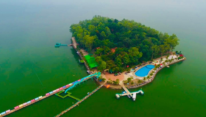 (QC) Tour du lịch Đảo Ó Đồng Trường (Tỉnh  Đồng Nai) chào đón du khách đến tham quan - chỉ 150.000đ
