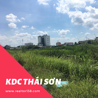 250m2 đất nền biệt thự khu dân cư Thái Sơn xã Phước Kiển