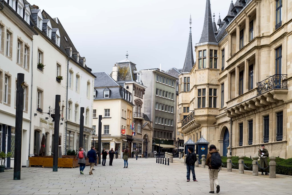 luxembourg city attractions