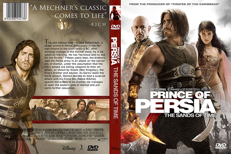 Prince of Persia: The Sands of Time (2010) 720p BrRip [Dual Audio] [Hindi 5.1+English]
