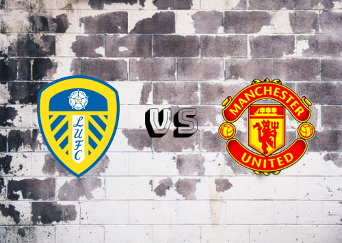 Leeds United vs Manchester United  Resumen y Partido Completo