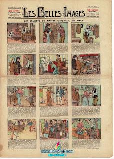 BD, périodiques anciens et modernes