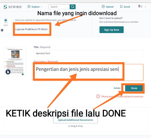 cara download scribd gratis tanpa upload